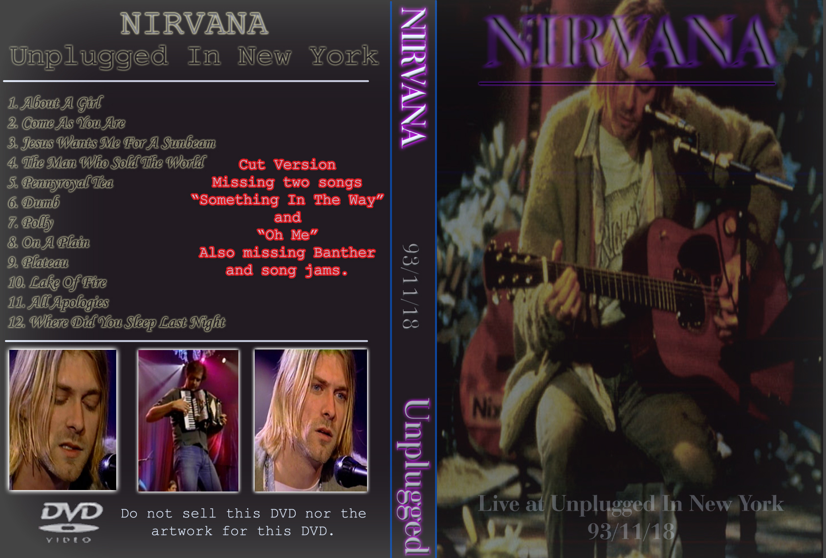 DVD List